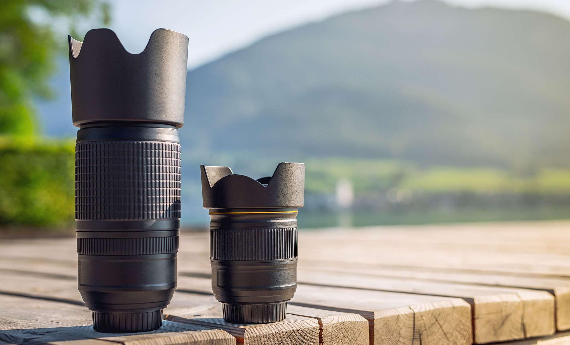 Landscape photography with kit lens (18-55mm) - Lui