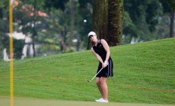 KUALA LUMPUR, MALAYSIA - OCTOBER 16:Paige McKenzie of the USA ch